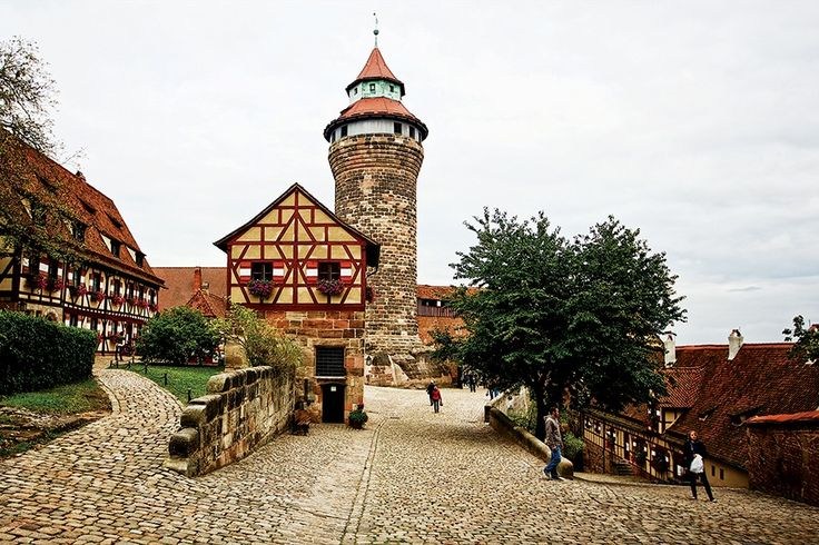 The second largest city in the German state of Bavaria, #Nuremberg