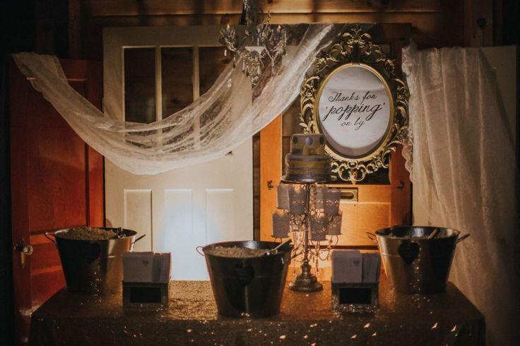 Wedding Reception - Details - Blue Meadows - Edmonton Photographer