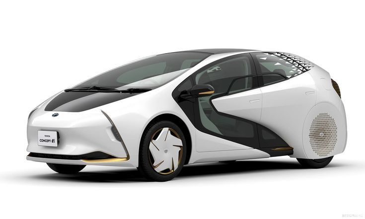 Toyota is preparing an autonomous Concept-i for the Tokyo 2020 Olympics