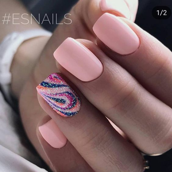 41 Inventive Summer season Nail Design Concepts For 2018