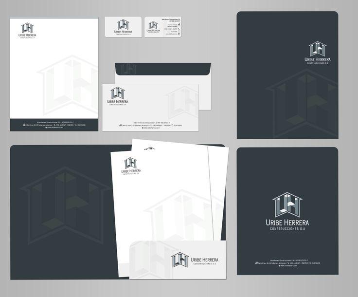 Logotipo - papelería corporativa