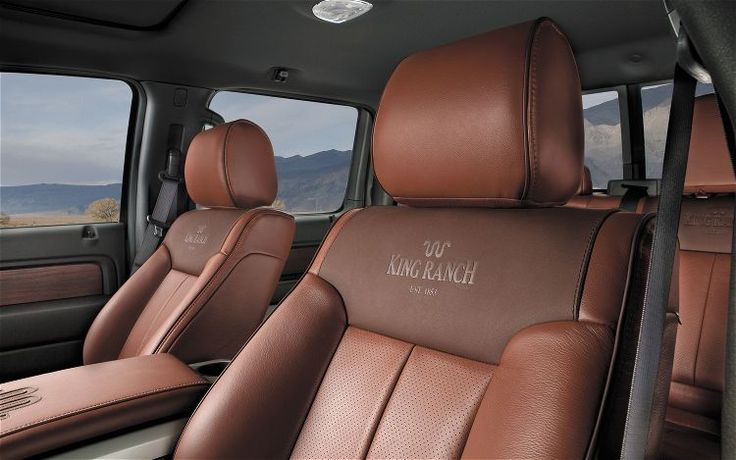 2013 Ford F 150 King Ranch Head Rest