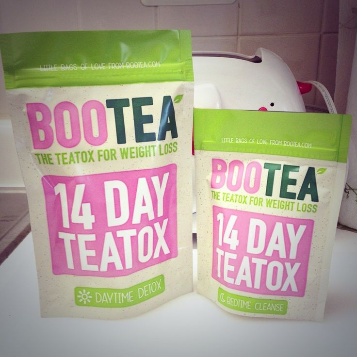 """BooTea Teatox - review of the teatox for weight loss. Plus, get 5% off with code """"SGP"""""""