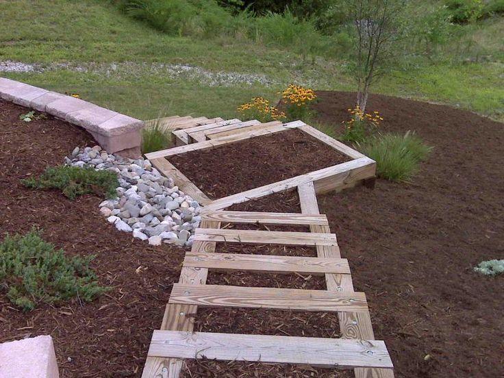 Best 25 Steep Backyard Ideas On Pinterest Garden Ideas