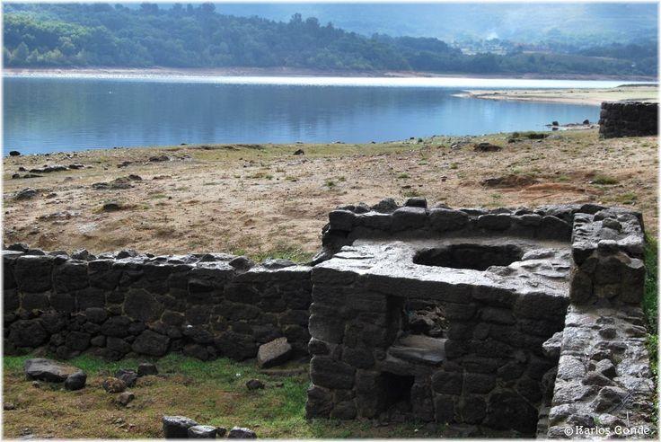 Baños Romanos Merida:Campamento romano Aquis Querquennis – Baños de Bande – Horno