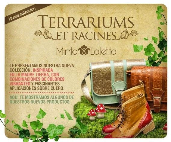 TERRARIUMS ET RACINES Catálogo (Invierno 2012).