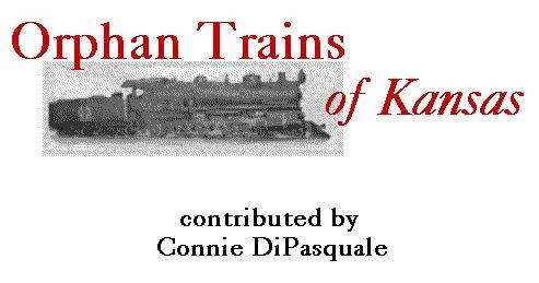 Orphan Trains of Kansas