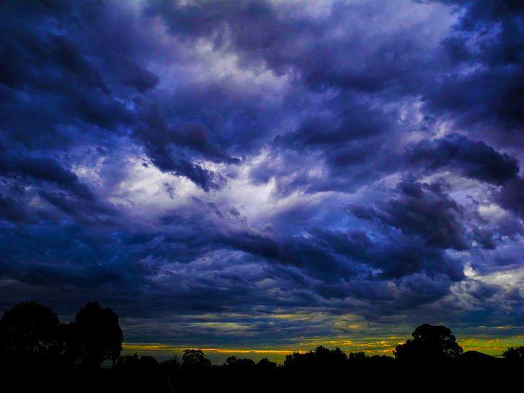 Storm Winds Photograph