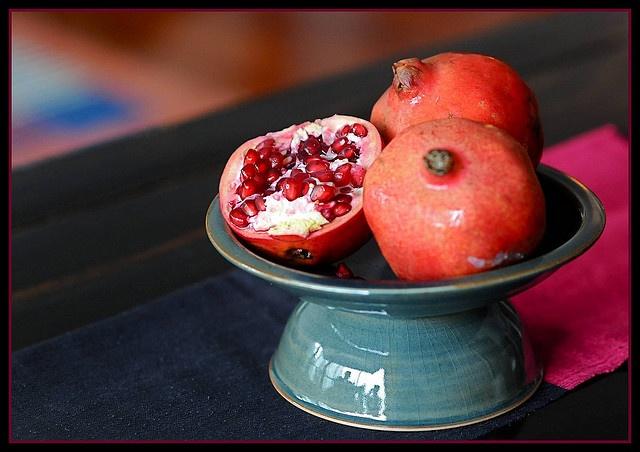 Pottery, Fruit