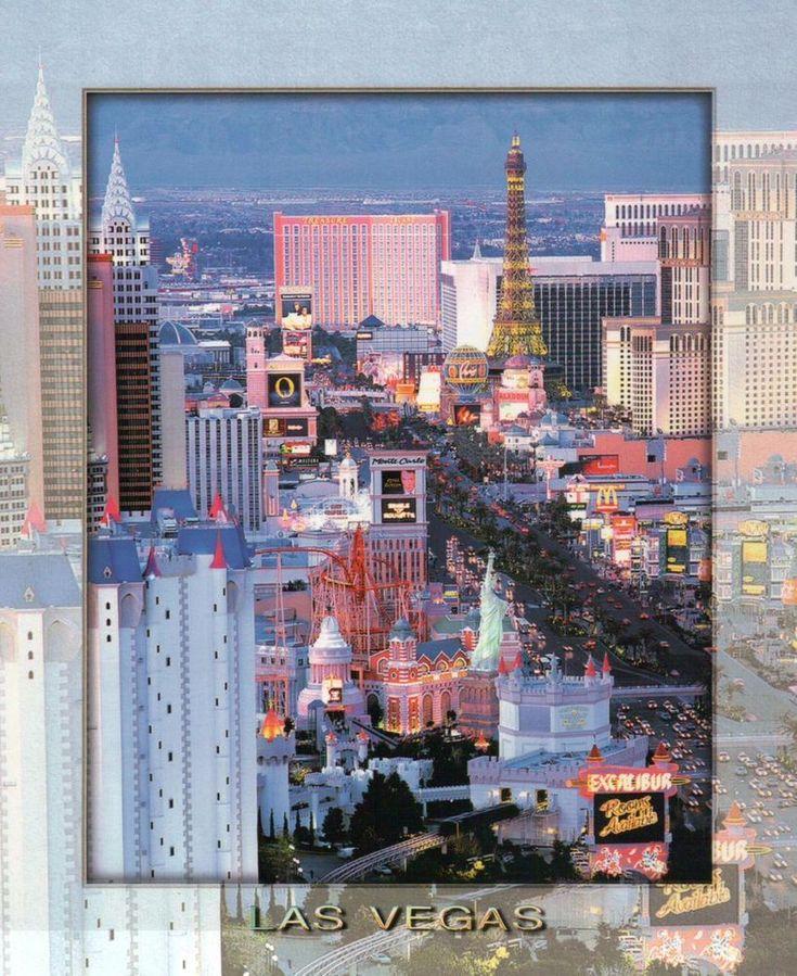Las Vegas Strip, Nevada, Hotels & Casinos, Excalibur New