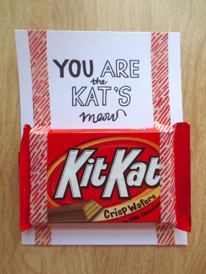 {DIY Candy Pun Valentines, designs included!} #valentine #puns #valentinesday