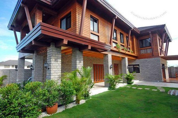 50+ Modern Tropical Architecture Design_47