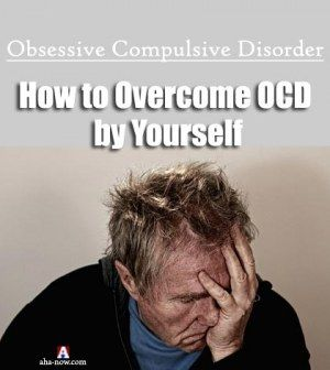 """Have you heard about OCD? It is the short form for """"Obsessive Compulsive Disorder"""", which is all about recurring and unwanted thoughts in your head that make you take repeated actions. Well, OCD can really be devastating if it gets severe. But the good news is that it's possible to deal with and overcome OCD. Here's a personal story about dealing with OCD and some helpful advice. If you or your known ones are troubled by OCD, this is a must read. More at the blog.:)"""