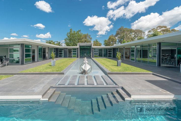 Fancy your very own moat? This unique Horsham Downs property doesn't disappoint #myhousemycastle