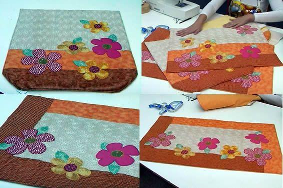 como fazer jogo de banheiro em patchwork passo a passo. peça de artesanato em patchwork para decorar a casa, presente de natal, para vender e lucrar muito.