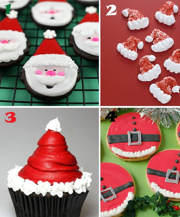 10 Santa snacks