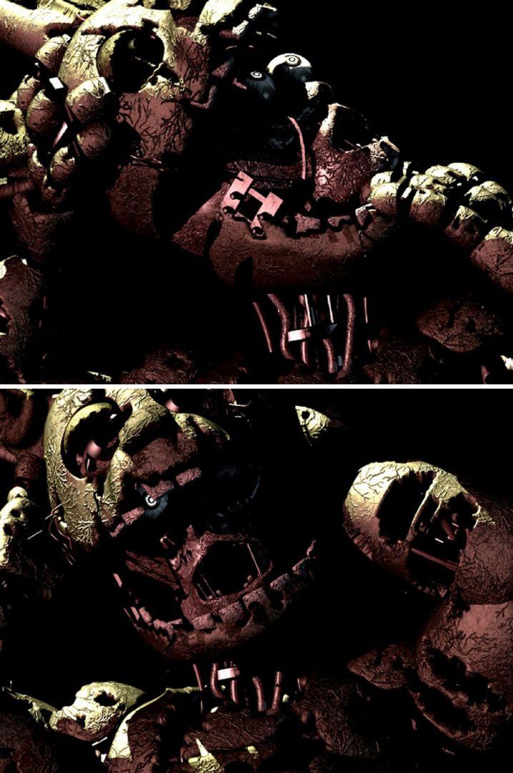 Five night s at freddy s 3 the story the good ending and the