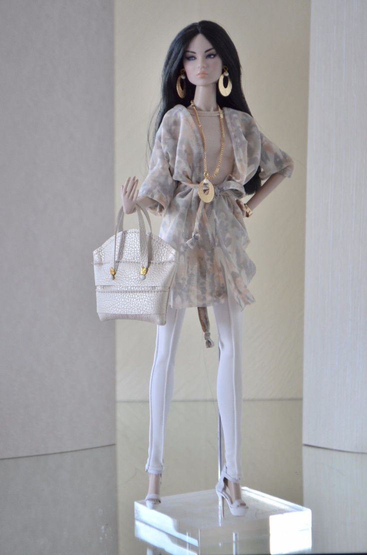 Image result for ooak handmade fashion royalty doll clothes