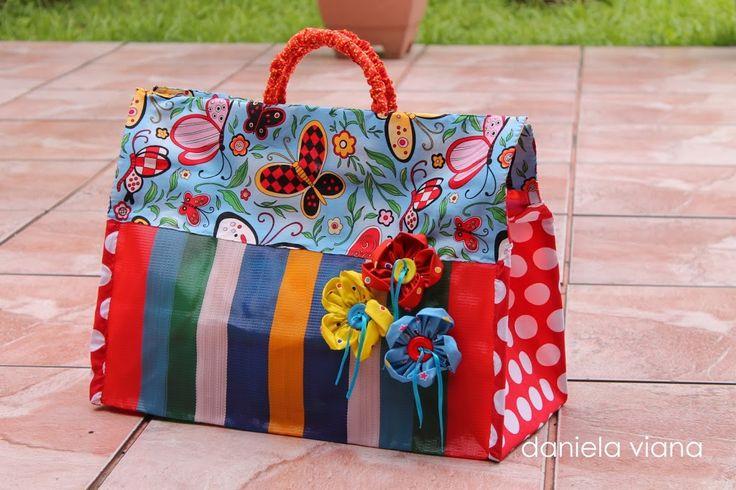 onde comprar sacola de feira de nylon - Pesquisa Google