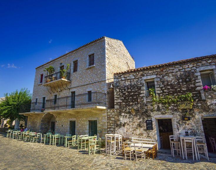 3 χωριά της Λακωνίας για την άνοιξη