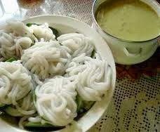 Delicious Lakso (Bangka Island Food)