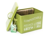 Cute little compost bin for any kitchen.