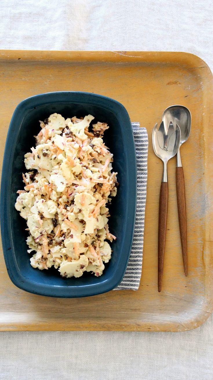 Blomkålsalat – perfekt tibehør til grillmat