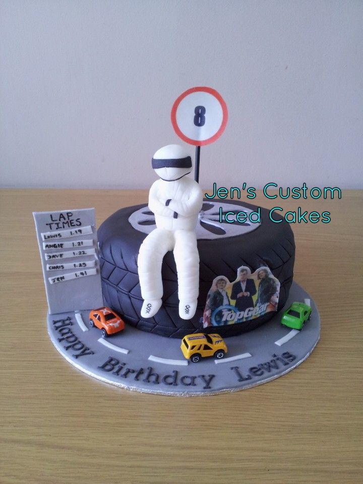 Top gear cake
