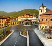 zermatt resort.  midway utah