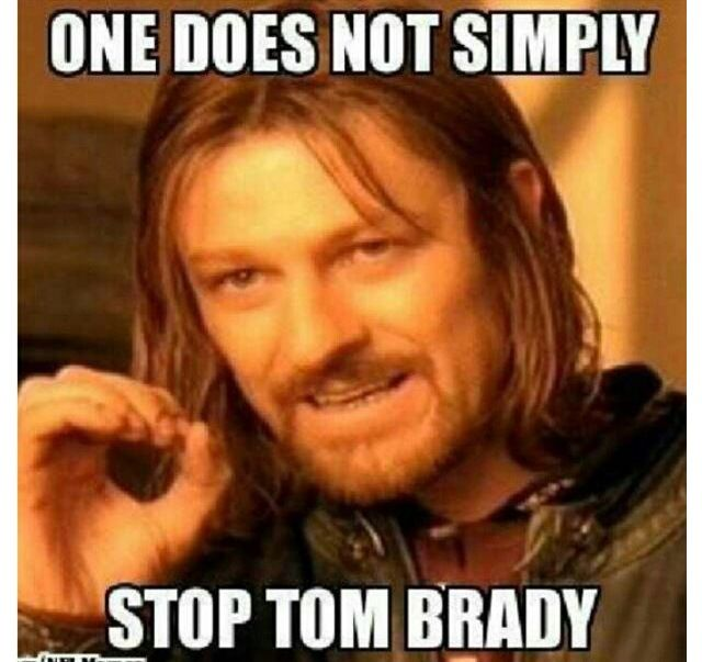 Truth TOM BRADY IS UNSTOPPABLE AND UNBEATABLE!!!
