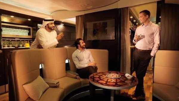 El vuelo más caro del mundo une Londres - Melbourne por 80.000 dólares Etihad Airways ofrece el ticket de ida y vuelta más exclusivo: suite privada de 12 m2, mayordomo, chef y dormitorio privado estilo italiano. Fuente ... http://sientemendoza.com/2017/02/07/el-vuelo-mas-caro-del-mundo-une-londres-melbourne-por-80-000-dolares/