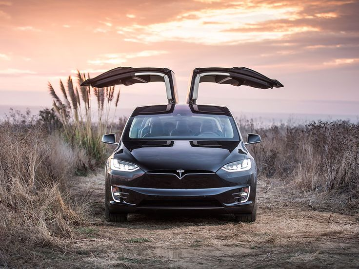 Why The Tesla Model X Will Make You Want an American SUV - The Drive