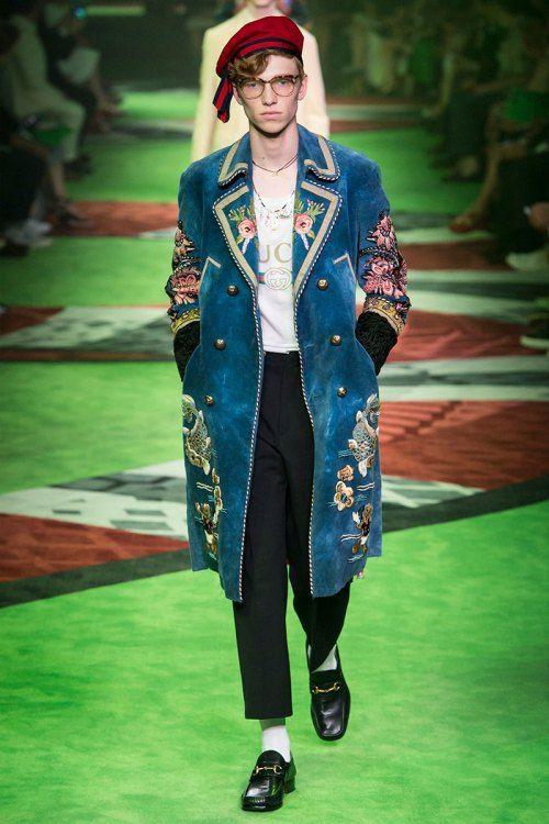Gucci 2017 Spring/Summer コレクション