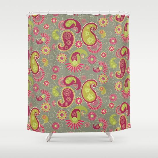 Sweet olive petrichor Shower Curtain