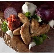 Krokante kippenvleugels met pittige salsa