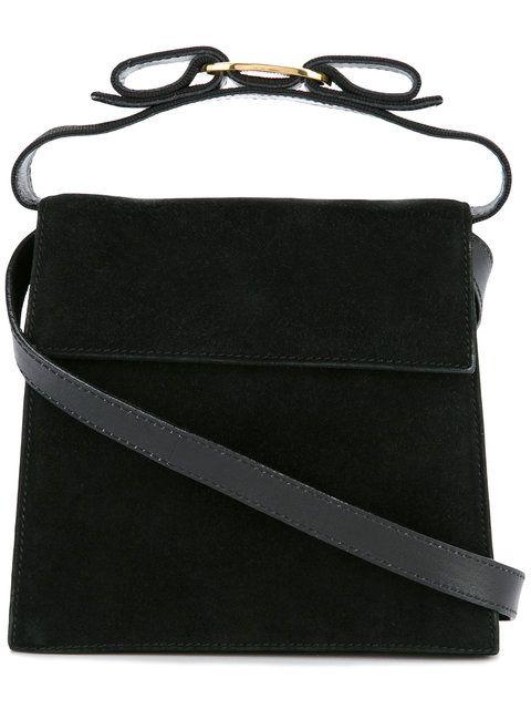 Salvatore Ferragamo Vintage Vara Bow 2way handbag   Salvatore ... c6e4739f84