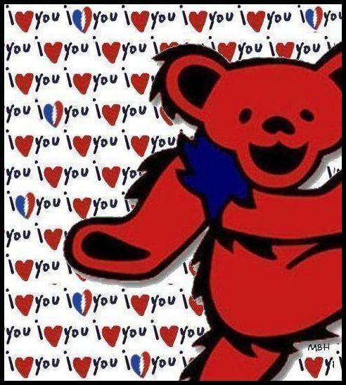 Fred bear lyrics
