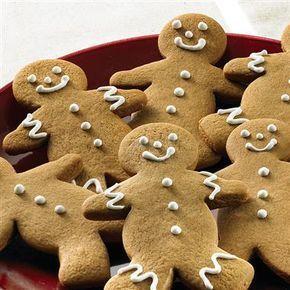 Biscoitinhos de Gengibre (Gingerbread) – La Palma | Nosso Blog