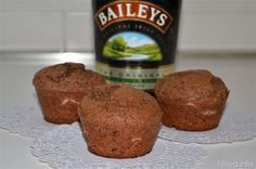 Muffin al Baileys, scopri la ricetta: http://www.misya.info/2012/02/27/muffin-al-bayles.htm