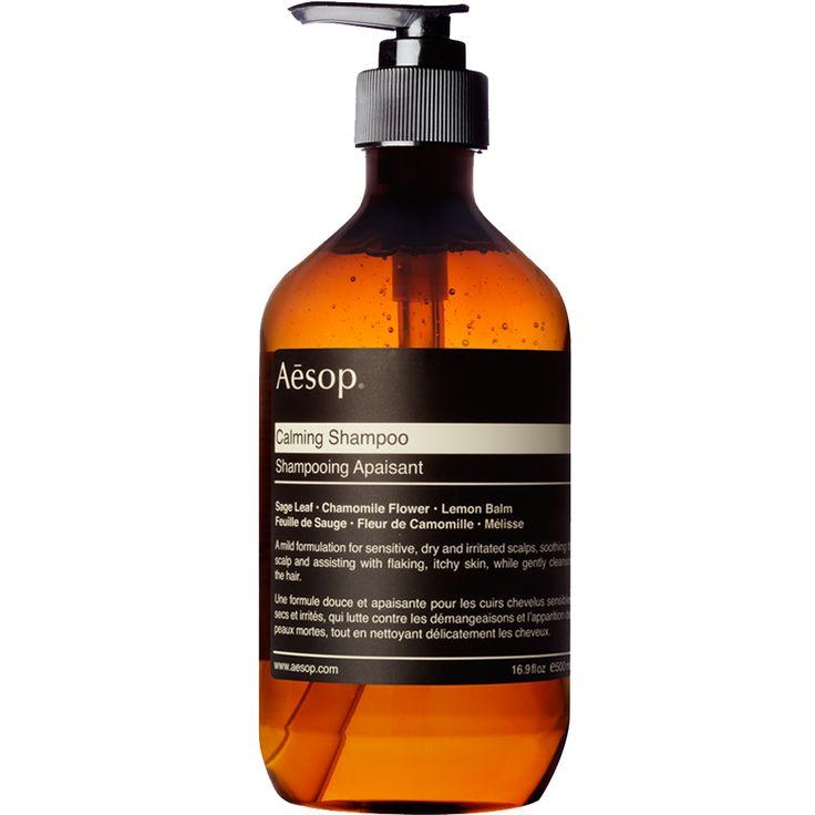 Calming Shampoo 500mL ($50.00)