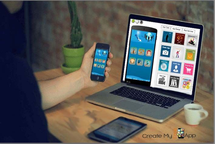 http://www.createmyfreeapp.com/custom-app.php Get Design & create custom app for your business with our app builder. Create my free app a free custom app maker that lets you design & publish your own best custom app with no coding.(360) 650-3000 support@createmyfreeapp.com