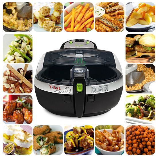 The Turnip Farmer: Review & Giveaway | T-fal ActiFry: Healthy Deep Frying alternative