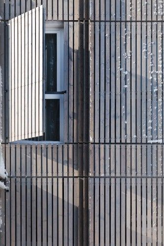 Synthesis Architecture:  Prison Houses, Design Details, Houses United, Residential Building, Louvered Design, Architecture Elements, Synthesi Architecture, Architecture 212546, Architecture Photography