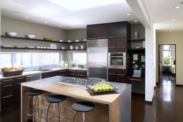Kitchen, Open Box 1 Renovation, San Francisco, California, Feldman Architecture | Remodelista Architect / Designer Directory