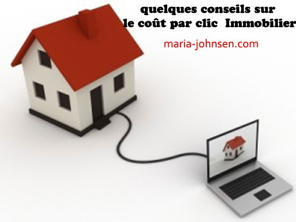 Le coût par clic Immobilier | Les Methods Marketing Electronique