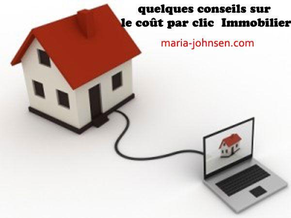 Le coût par clic Immobilier | Les Methods Marketing Electronique