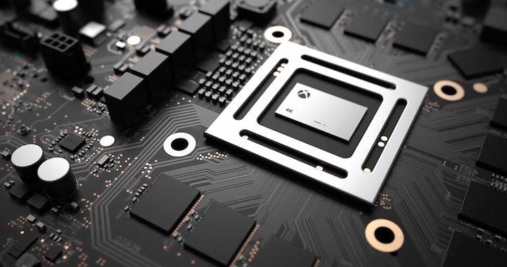 Microsoft Descrie Project Scorpio ca Prima și Singura Consolă 4K Adevărată