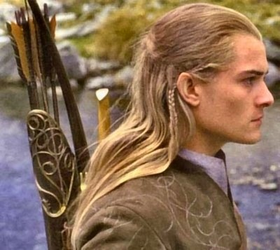 128 Best Elvish Hairstyles Images On Pinterest