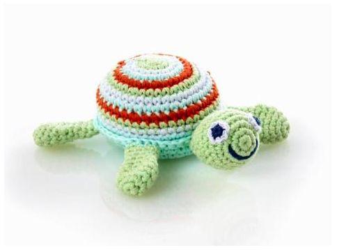 Pebble Hathay Bunano - Turtle Green.