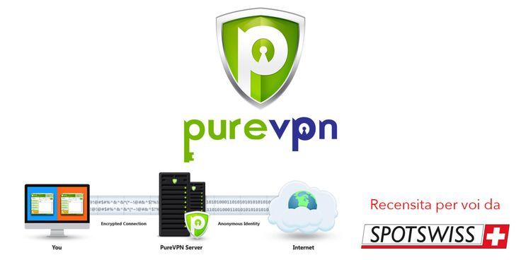 Reti VPN e sicurezza: la migliore del momento è PureVPN!